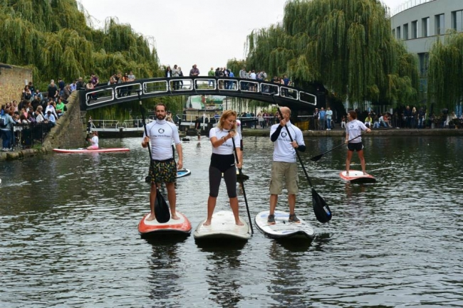 Community Paddleboarding Sessions in West London!
