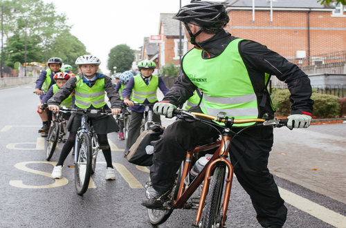 Get on your bike with Cycle Confident!