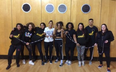 JUMP LDN & JUMP ROPE UK Coaches training 2017